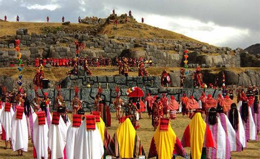Experiences - Inti Raymi - Cuzco Peru