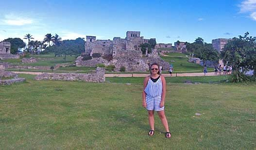 Keshia Tulum Mexico
