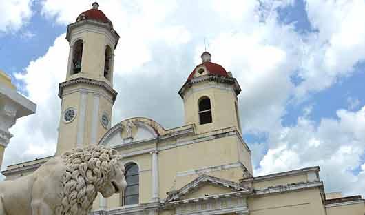 Cienfuegos Cathedral Cuba