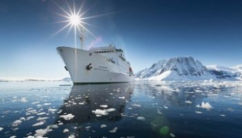 Expedition ship Akademik Sergey Vavilov - Antarctica