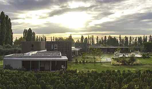 Entre Cielos grounds
