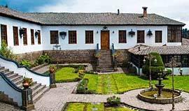 Hosteria Andaluza Ecuador