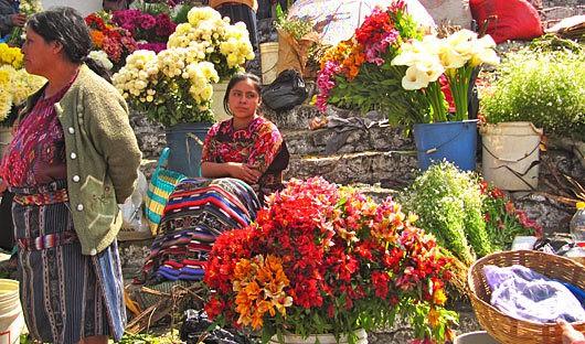Markets Guatemala
