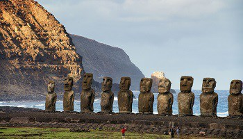 moai-easter-island