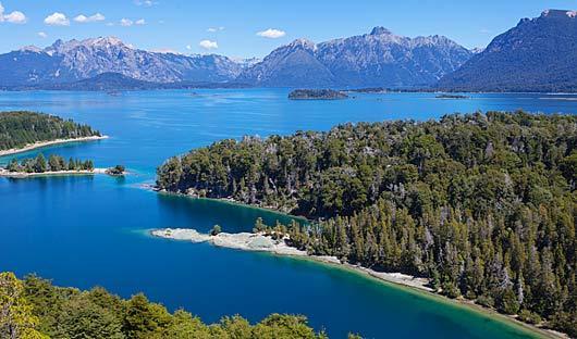 Lake Nah Bariloche Argentina