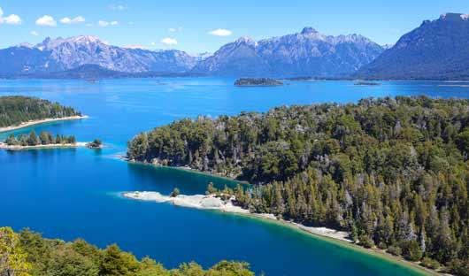 Lake Nahuel Huapi Argentina
