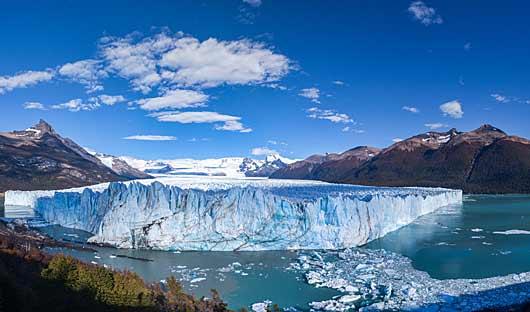 Perito Moreno Glacier El Calafate Argentina