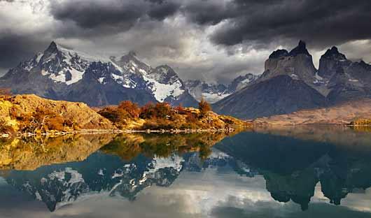 Torres del Paine Patagonia