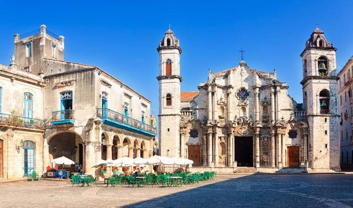 Cathederal Havana Cuba
