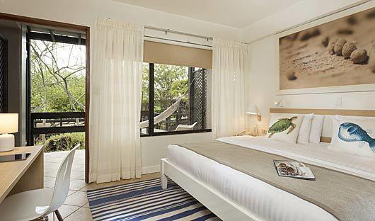 Finch Bay Hotel-garden-view