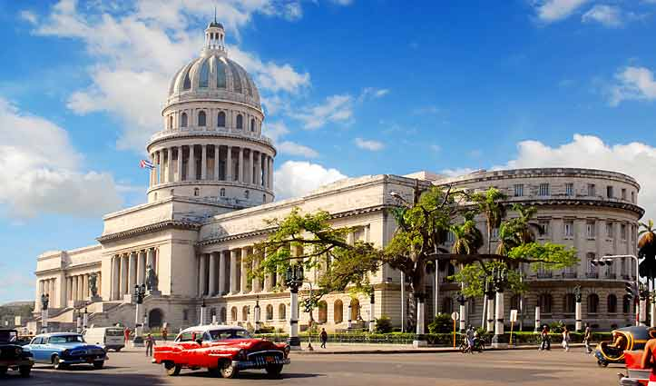 Havana National Capitol building