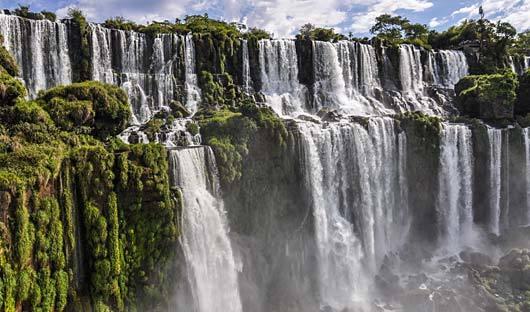 iguazu falls Argentina waterfall