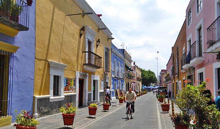 Mexico street