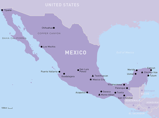 Mexico TailorMade tour just for you South America Travel Centre