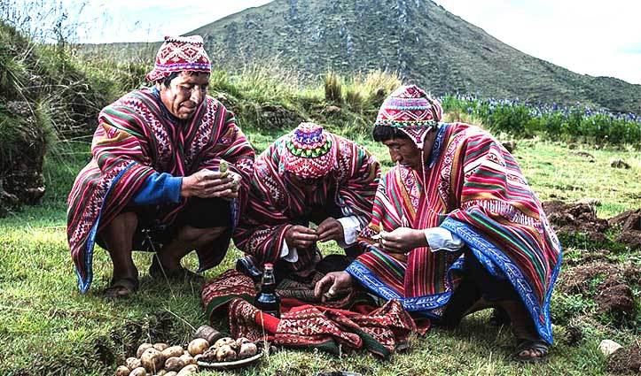 Peruvian men