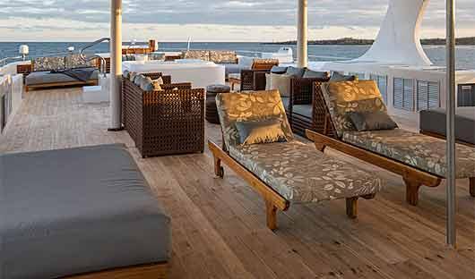 Sea Star Journey Sun Deck