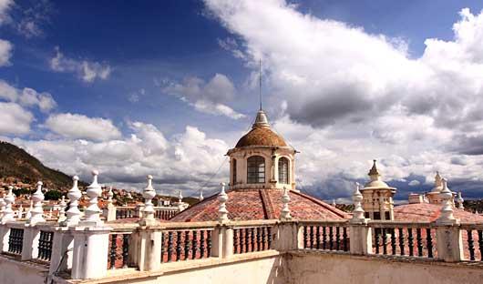 Sucre City Bolivia