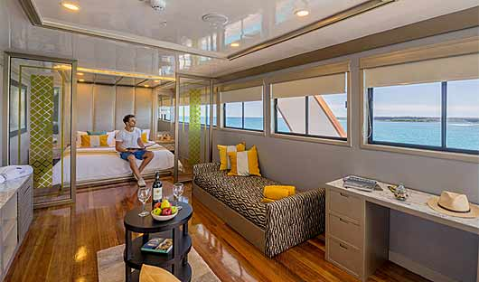 Sea Star Journey Suite