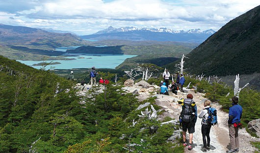 French Valley Hike Patagonia Wildlife Safari