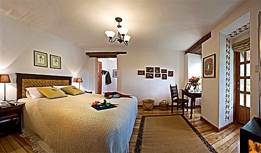 Deluxe Room Hacienda Zuleta