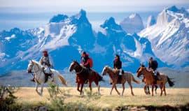 horse riding explora patagonia