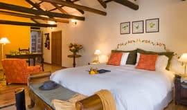 Junior Suite Hacienda Zuleta