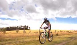mountain biking Hacienda Zuleta
