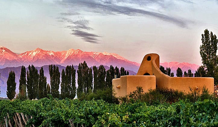 cavas wine lodge-Relais and Chateaux
