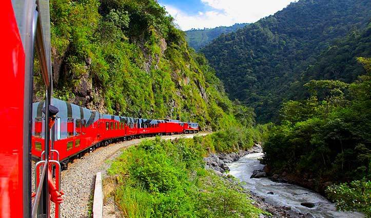 Climate Transition Tren Crucero Ecuador