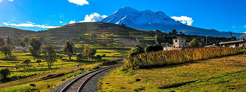 Ecuador Train Travel