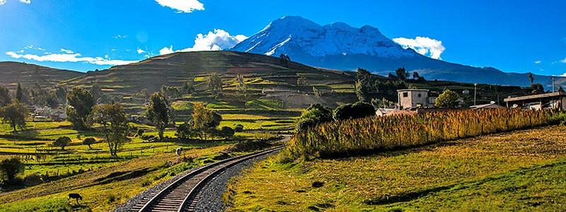 Ecuador Train Travel