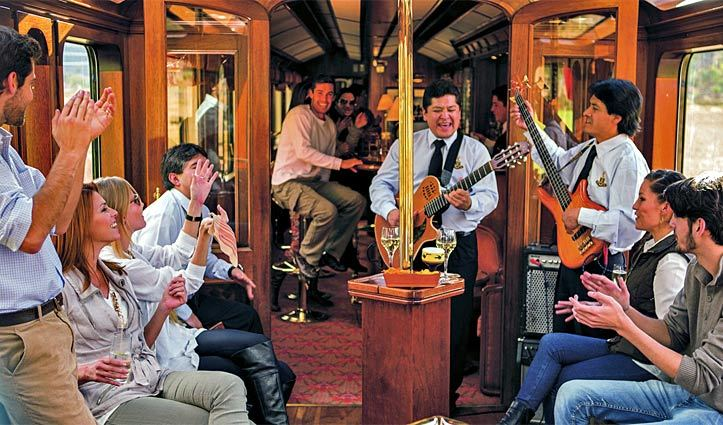 Hiram Bingham Train Band
