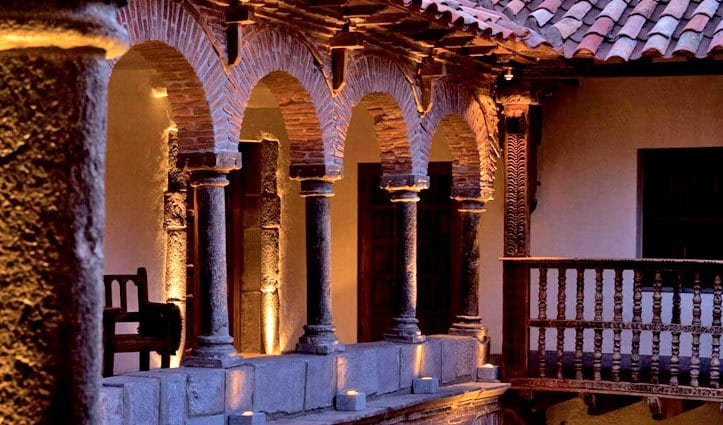 Inkaterra La Casona Cuzco Peru Relais & Châteaux