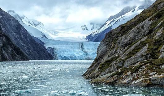 Garibaldi Glacier Patagonia