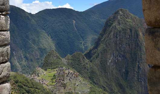Huayna Picchu Peru