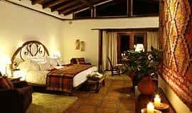 Inkaterra Pueblo bedroom