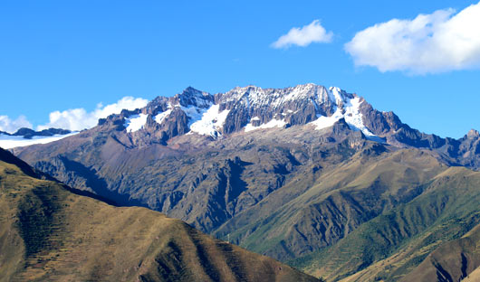 Mountains in Sacred Valley