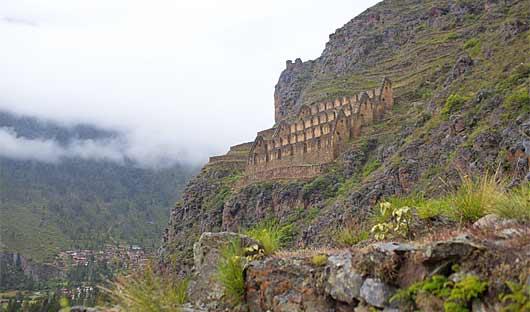 Pinkuylluna Ruins Sacred Valley