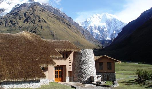 Salkantay Lodge to Lodge Trek