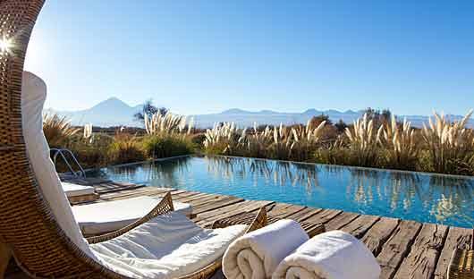 Tierra Atacama Pool