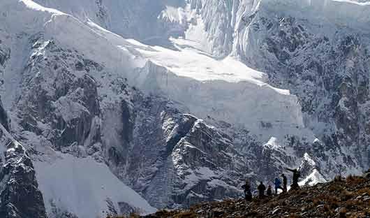 Salkantay-Pass-Peru Mountain Lodges of Peru