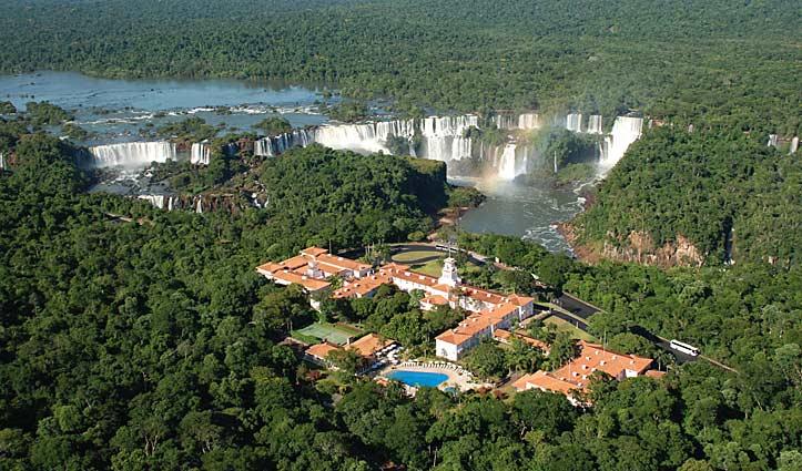 Das Cataratas Iguassu Falls