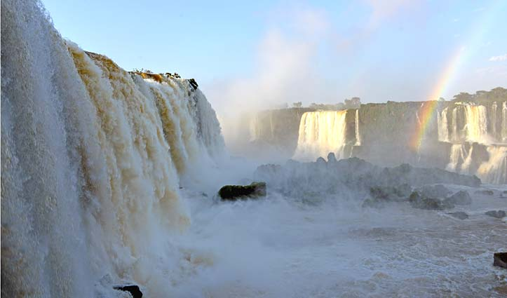 Tour of Iguazu Falls, Argentina