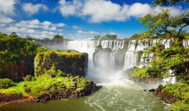 Tour Iguazu Falls