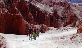 Bike Moon Valley Tierra Atacama