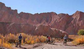 Biking Devils Canyon Tierra Atacama