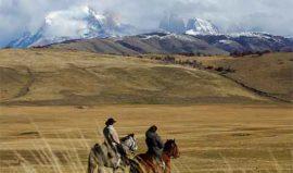 Horseriding Torres del Paine