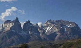 Mirador Cuernos Tierra Patagonia