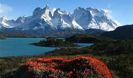 Paine Massif Tierra Patagonia