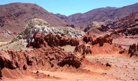 Ruta Purilaktis Tierra Atacama